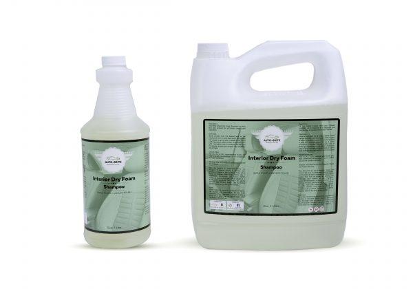 Auto-Brite Interior Dry Foam Shampoo