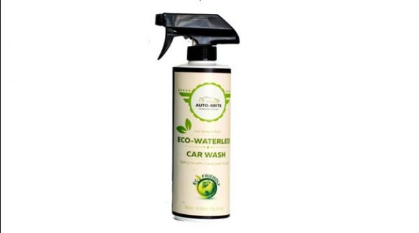 Eco-Waterless Car Wash