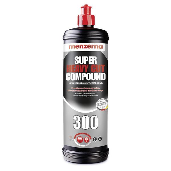 Menzerna 300 Super Heavy Cut