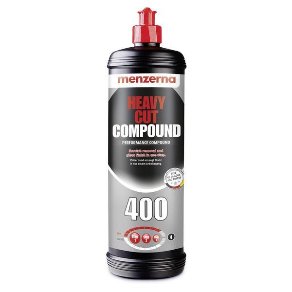 Menzerna 400 Heavy Cut Compound