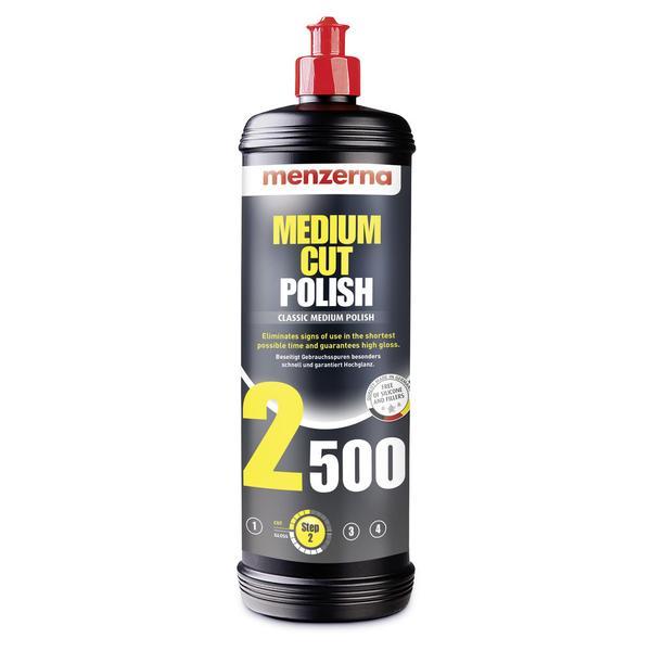 Menzerna 2500 Medium Cut