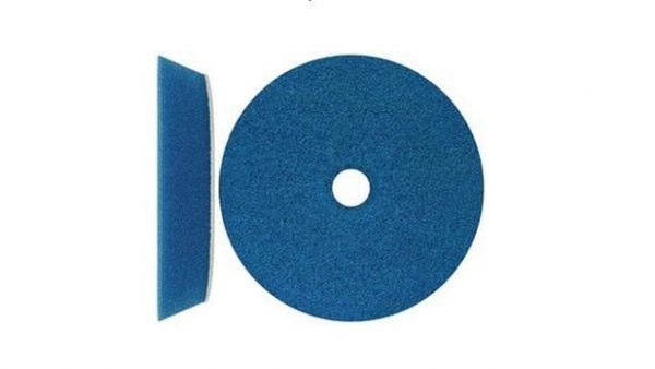 7 Inch Velocity Blue Cutting Pad