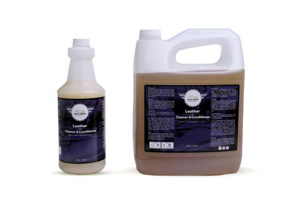 Auto-Brite Leather Cleaner & Conditioner