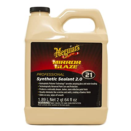 Meguair's Synthetic Sealant 2.0 1.89L
