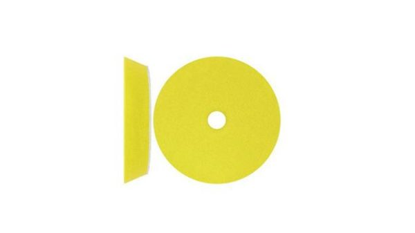 7 Inch Velocity Yellow Polish Pad