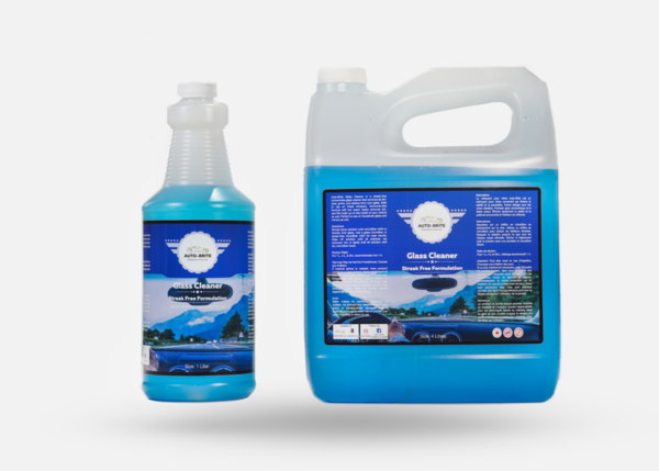 Auto-Brite Glass Cleaner Concentrate