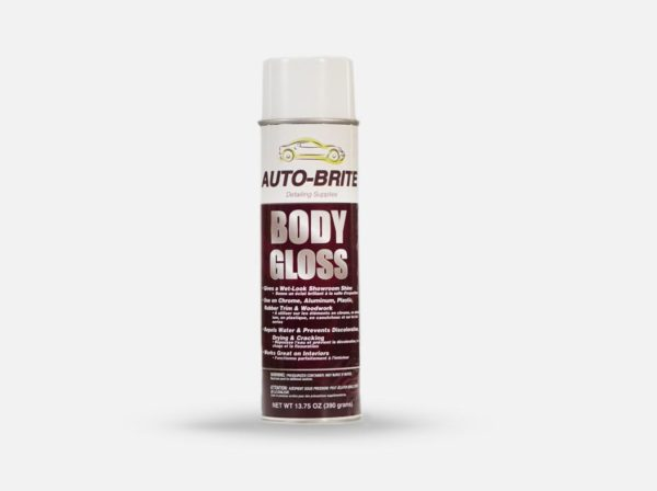 Auto-Brite Body Gloss Spray Wax