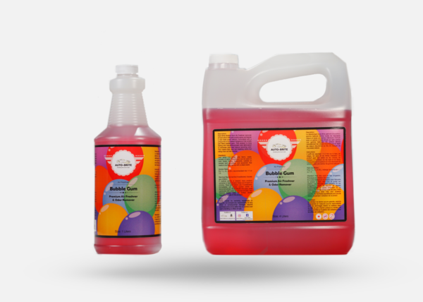 Auto-Brite Bubble Gum Air Freshener