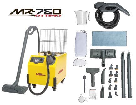 MR-750 Ottimo Steam Cleaner