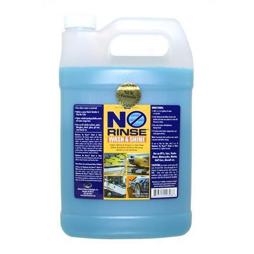 Optimum ONR No Rinse Wash & Shine 128oz
