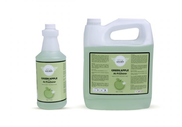 Auto-Brite Green Apple Air Freshener
