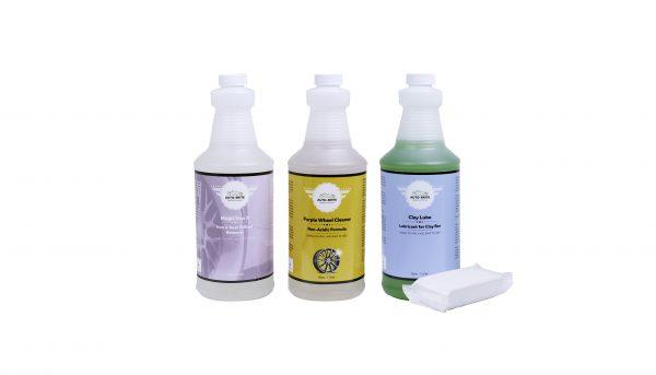 Paint & Wheel Decontamination Kit