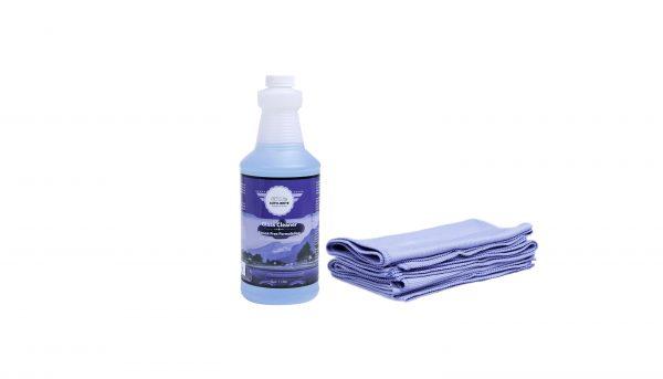 Glass Cleaner Kit