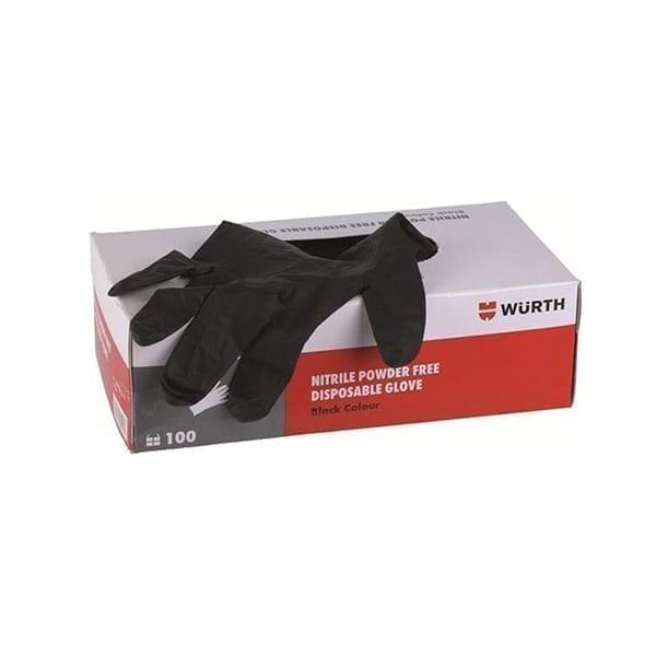 Wurth Nitrile Gloves 100 pack