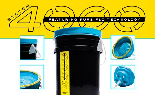 Lake Country 4000 Pad Washer System