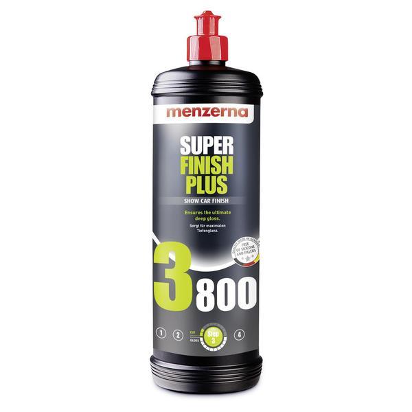 Menzerna 3800 Super Finish Plus