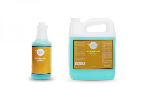 Auto-Brite Magic Extractor Shampoo